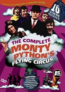 The Complete Monty Python's Flying Circus 16-Ton Megaset (16 Discs)