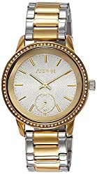 Aspen Analog Silver Dial Womens Watch - AP1899