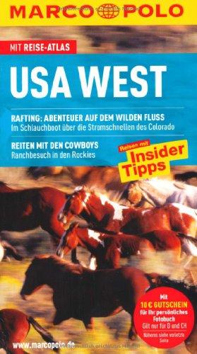 MARCO POLO Reiseführer USA West: Rafting: Abenteuer