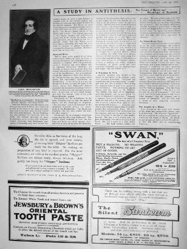 fullfederhalter-1909-lord-broughton-statesman-swan