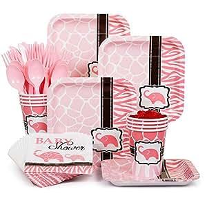 Wild Safari Pink Standard Kit (Serves 8)