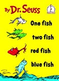 One Fish, Two Fish, Red Fish, Blue Fish (0808525255) by Seuss
