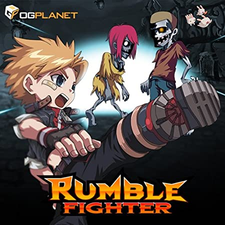 Rumble Fighter - Free Starter Pack ($10 value) with Download  [Game Connect]