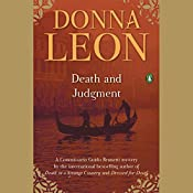 Death and Judgment: A Commissario Guido Brunetti Mystery | Donna Leon