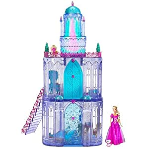 Barbie® & The Diamond Castle Playset (Doll & Pet)