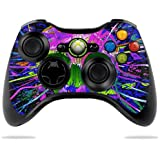 Protective Vinyl Skin Decal Cover For Microsoft Xbox 360 Controller Wrap Sticker Skins Hard Wired