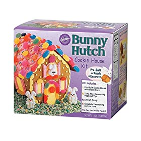 Wilton Pre-Baked Gingerbread Bunny Hutch