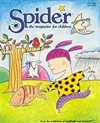Spider the Magazine for Children April 1997…