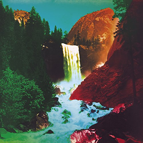 Original album cover of The Waterfall (Deluxe) by My Morning Jacket