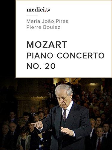 Mozart, Piano Concerto No. 20 on Amazon Prime Instant Video UK