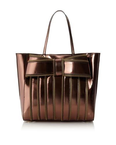 Z Spoke by Zac Posen Women's Shirley Shopper, Bronze