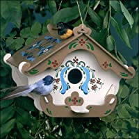 The Swiss Inn Birdhouse Kit