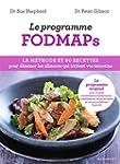 PROGRAMME FODMAPS (LE) : LA M�THODE E...