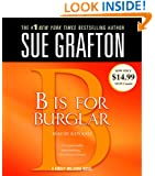 B Is For Burglar (Kinsey Millhone Mystery)