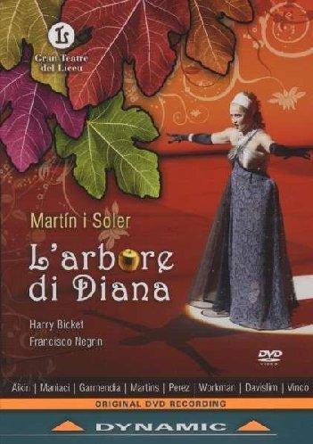 L'Arbore Di Diana - Martín y Soler - DVD(italiano)