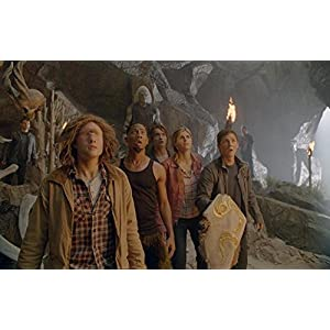 Percy Jackson 2 : La mer des monstres [Combo Blu-ray 3D + Blu-ray + DVD]