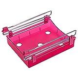 Vanker 1Pc Rot Startseite Küche Kühlschrank Frische Abstandsschicht Vielzweckküchen Storage
