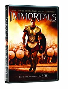 Immortals / Les Immortels (Bilingual)