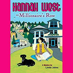 Hannah West on Millionaire's Row Audiobook