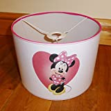 MINNIE MOUSE RED LAMPSHADE - 10