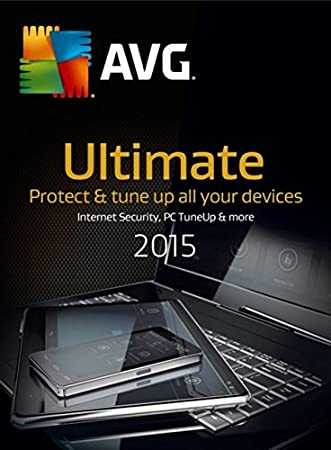 AVG Ultimate 2015, 30 Day Trial [Download]