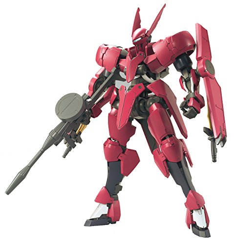 機動戦士ガンダム 鉄血のオルフェンズ グリムゲルデ 1/100スケール 色分け済みプラモデル