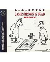 James Brown is dead [Single-CD]