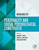 img - for Measures of Personality and Social Psychological Constructs book / textbook / text book