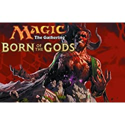 [Best price] Games - Magic the Gathering Born of the Gods Booster Box Pre Order - toys-games
