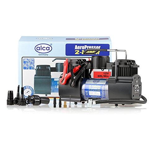 227000 Kraft-Kompressor 2 Zylinder, 12V