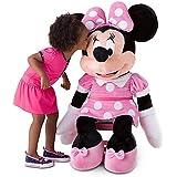 Disney, Giant Minnie Mouse Plush Soft Stuffed Doll Toy -- 42'' H