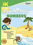 Pre-K Page Per Day: Numbers (Page Per Day Math)