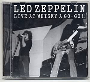 Live At Whiskey a Go-go