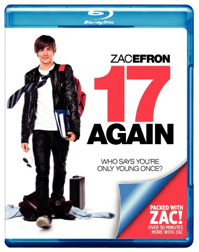 Cover art for  17 Again [Blu-ray]
