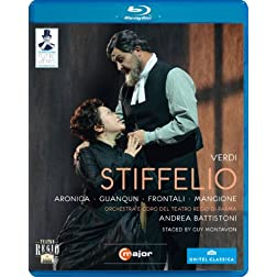 Stiffelio [Blu-ray]