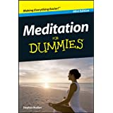 Meditation For Dummies�, Mini Edition ~ Stephan Bodian