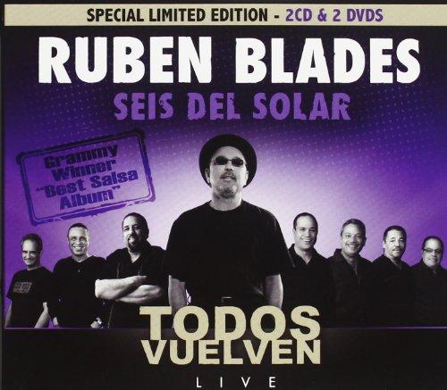 Ruben Blades - Todos Vuelven: Limited Edition - Zortam Music