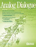 img - for Analog Dialogue, Volume 44, Number 1 book / textbook / text book