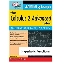 Calculus 2 Advanced Tutor: Hyperbolic Functions