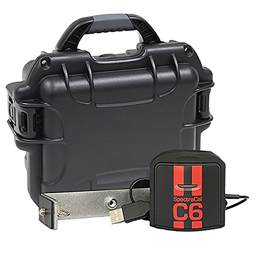 SpectraCal C6-HDR | Professional Calibrator Light Measurement Colorimeter Hardware Only (Color Measurement compare prices)