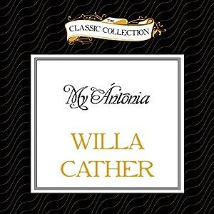 My Ántonia Audiobook