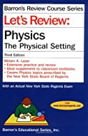 Let's Review Physics