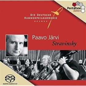 """Concerto in E-Flat Major, """"Dumbarton Oaks"""": II. Allegretto"""