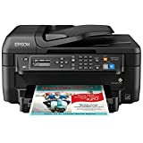 Epson WorkForce WF-2750 All-in-One Wireless Color Printer with Scanner, Copier and Fax