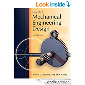 Shigley mechanical ebooks free