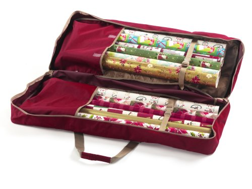 CoverMates Gift Wrap Storage Bag : 36L x 6Wx 14H 600D Polyester