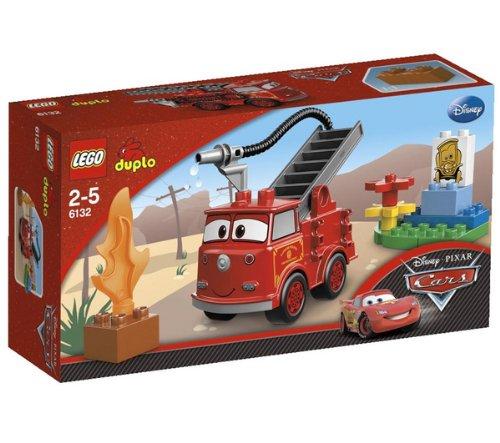 Lego Duplo Cars – Red – 6132 als Weihnachtsgeschenk