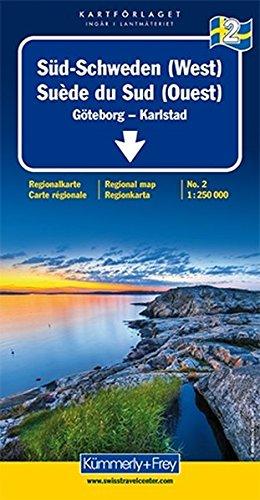 Southern Sweden: Goteborg, Torsby, Ludvika (Regional Maps - Sweden)