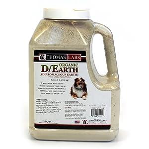 Thomas Labratories Diatomaceous Earth Powder, 3-Pound