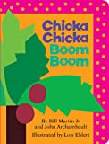 Chicka Chicka Boom Boom (Classic Board Books)